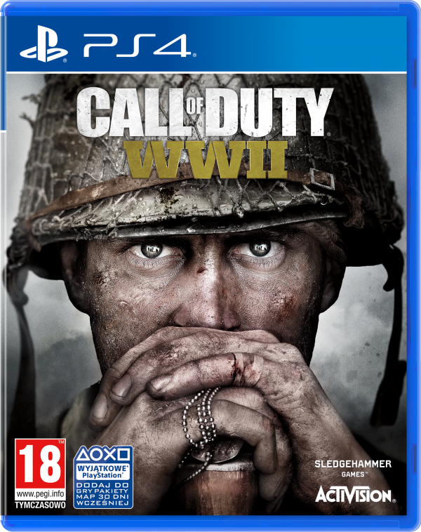 Call Of Duty World War II COD WWII PL (PS4)